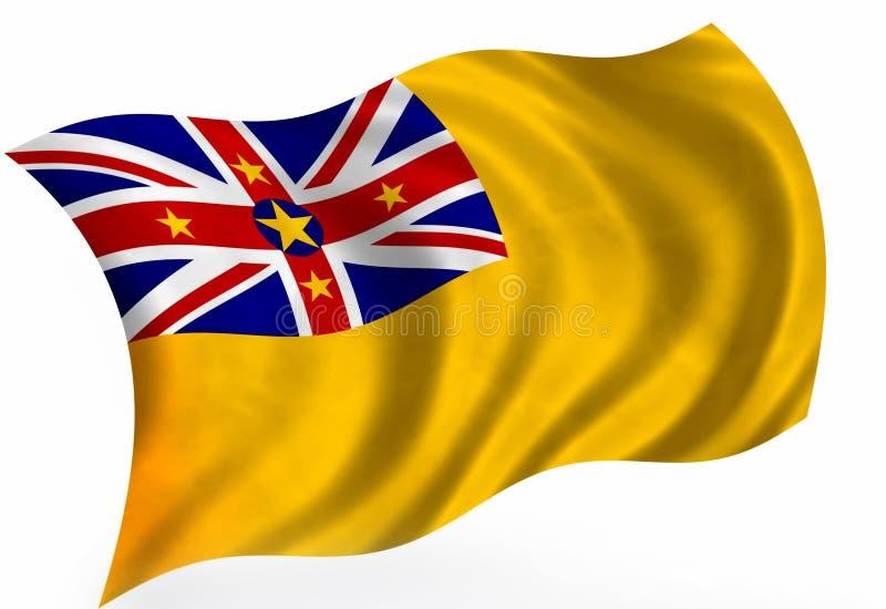 Niue ilustração do vetor
