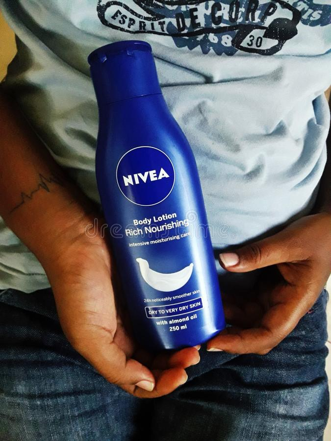 Nivea royalty free stock photos