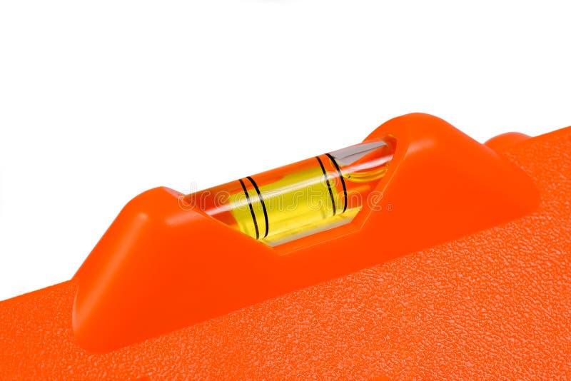 Nivel de la naranja no fotografía de archivo