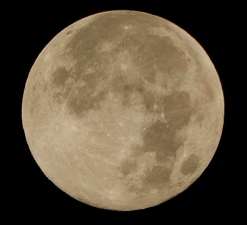 Żniwo księżyc zdjęcia royalty free