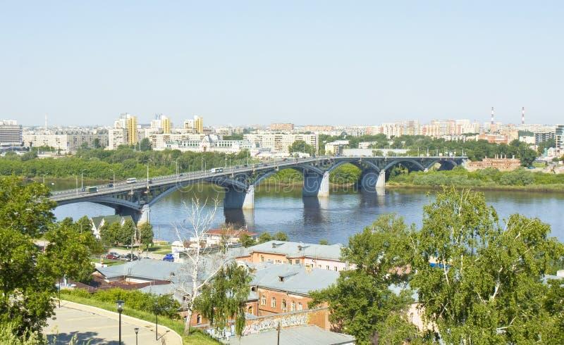 Nizhni Novgorod, Rusia imagenes de archivo