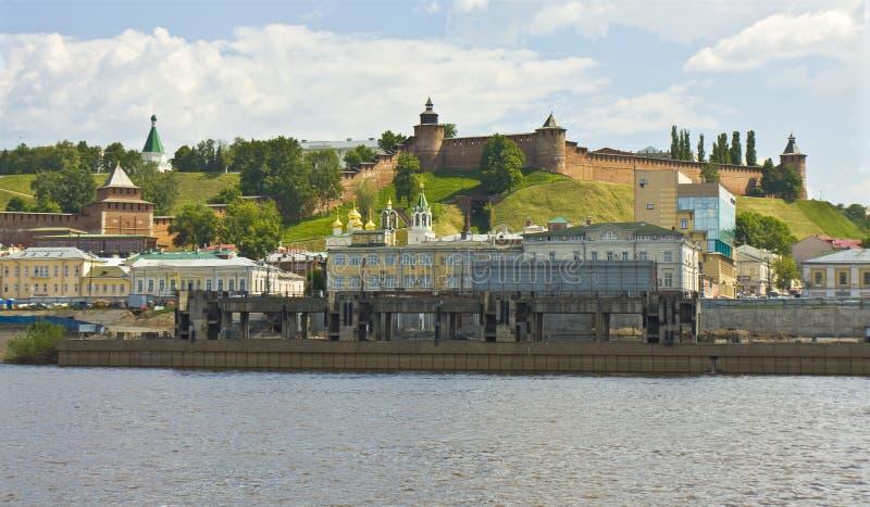 Nizhniy Novgorod zdjęcie royalty free