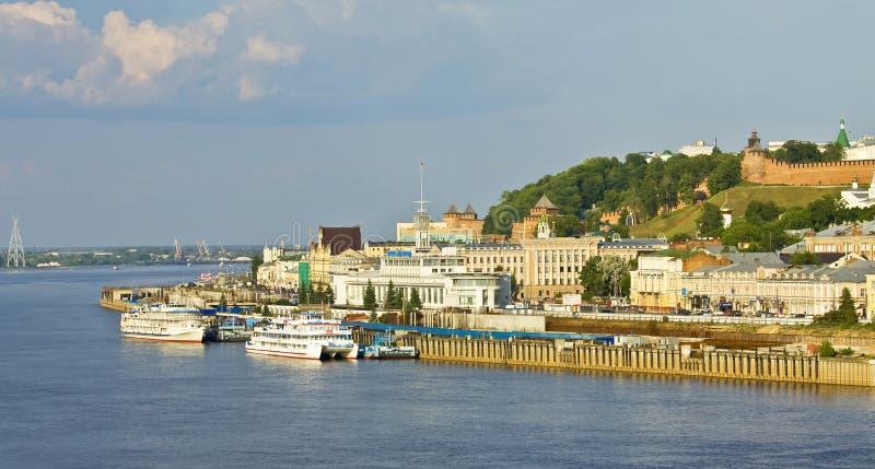 Nizhniy Novgorod obrazy stock