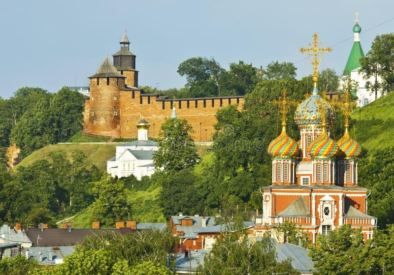 Nizhniy Novgorod obrazy royalty free