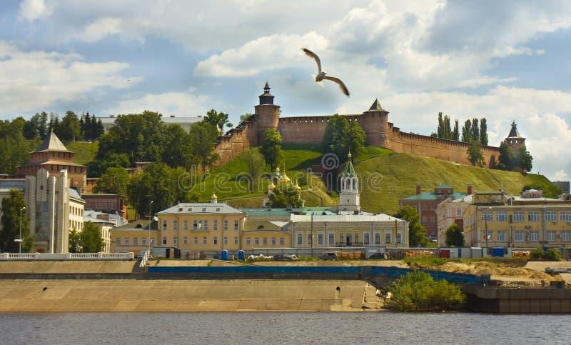 Nizhniy Novgorod zdjęcie stock