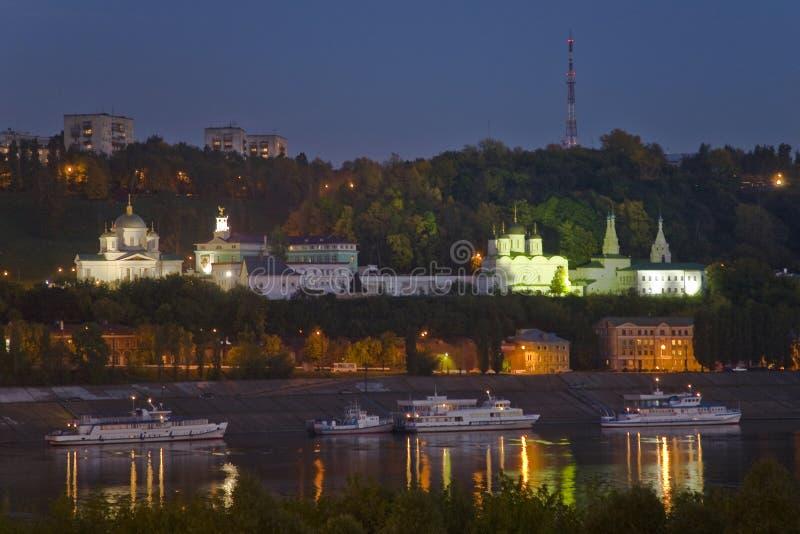 Nizhny Novgorod fotografia de stock royalty free