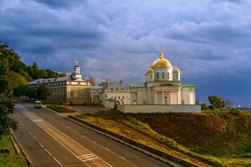 nizhny novgorod στοκ φωτογραφία με δικαίωμα ελεύθερης χρήσης