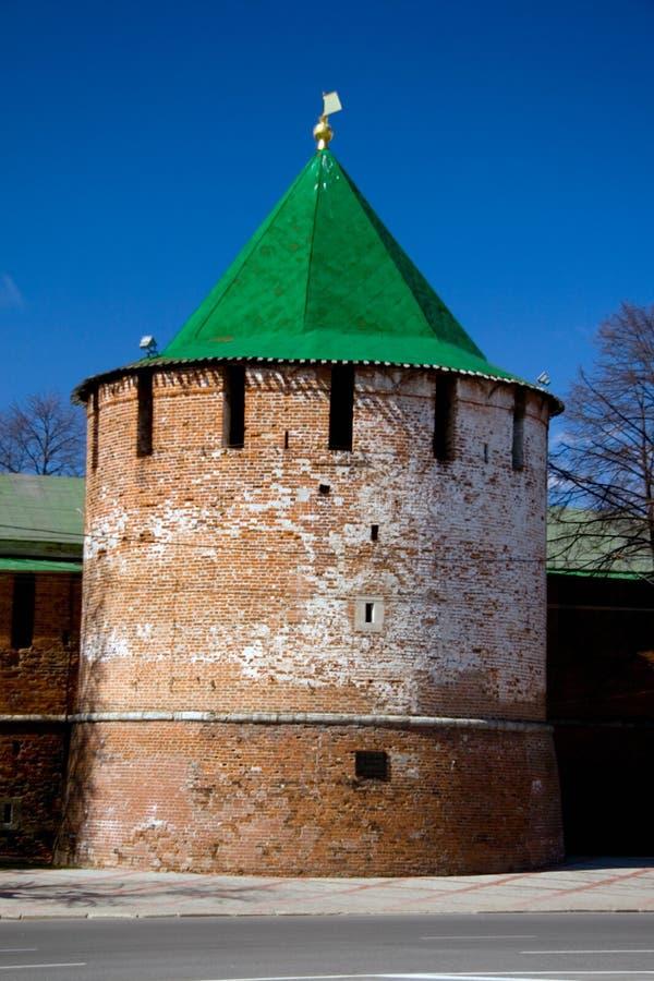 Nizhny Novgorod. Kremlin. fotos de stock