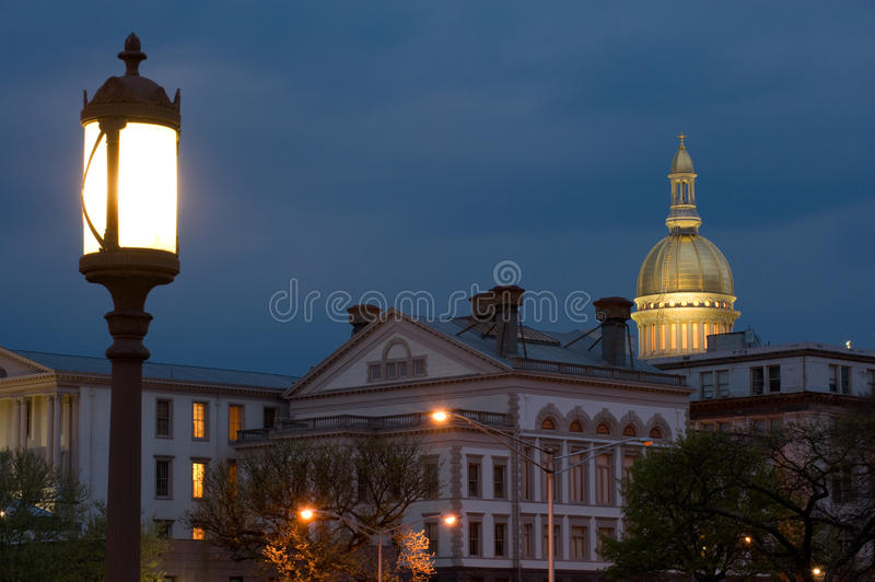 Download NJ State Capitol Royalty Free Stock Photo - Image: 13839665