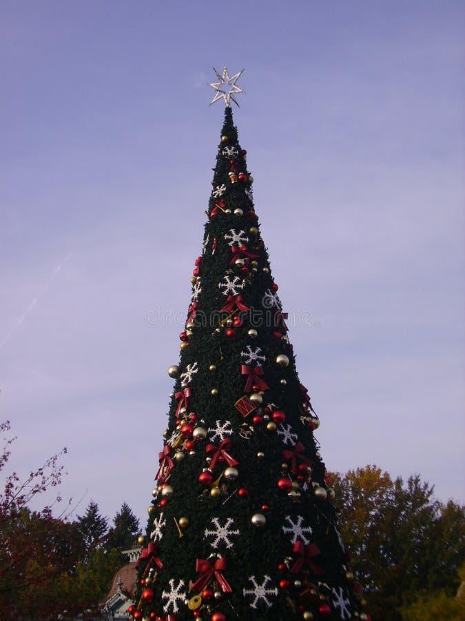 Noël à Disney image stock