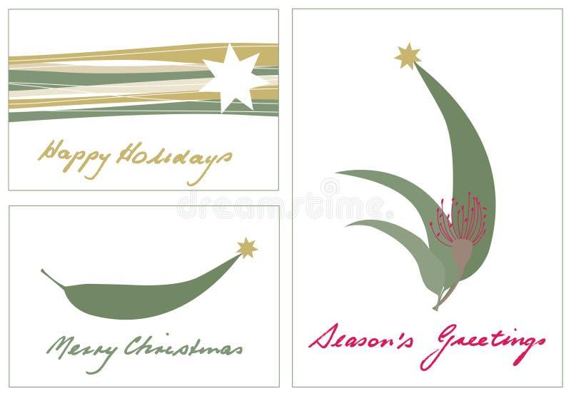 Noël australien images libres de droits