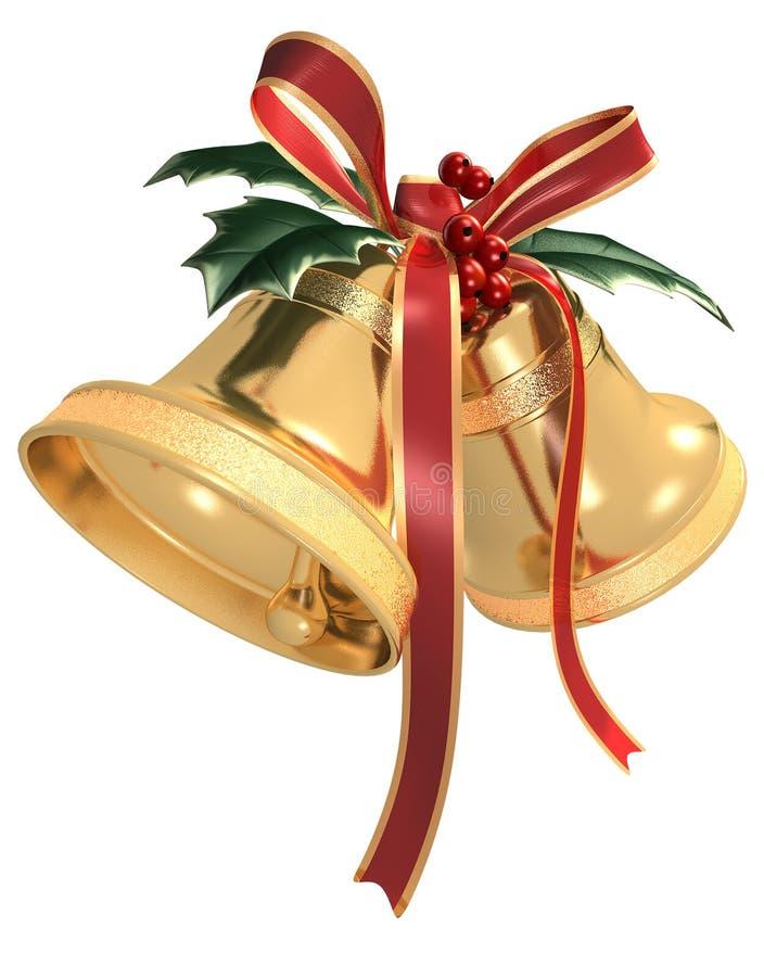 Noël Bells illustration de vecteur