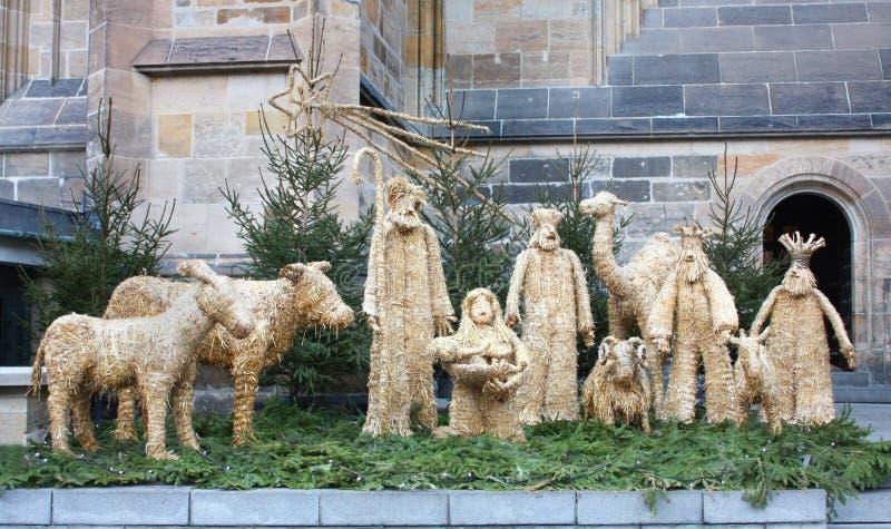 Noël Bethlehem photos libres de droits