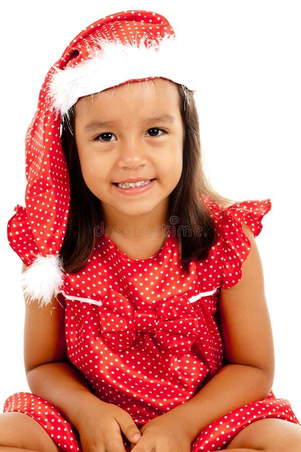 Noël d'enfant images libres de droits