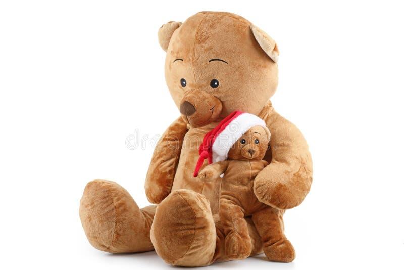 Noël d'ours photos stock