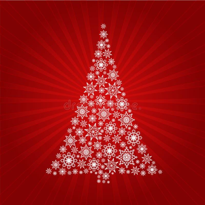 Noël de 5 fonds illustration stock