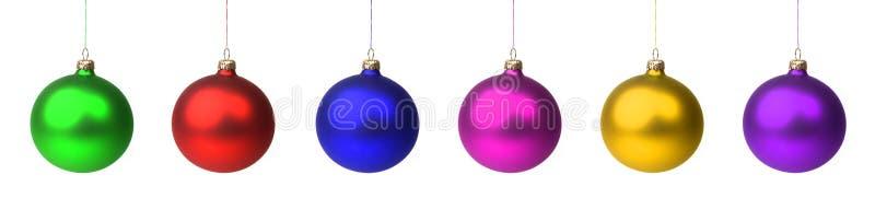 Noël de babioles images libres de droits
