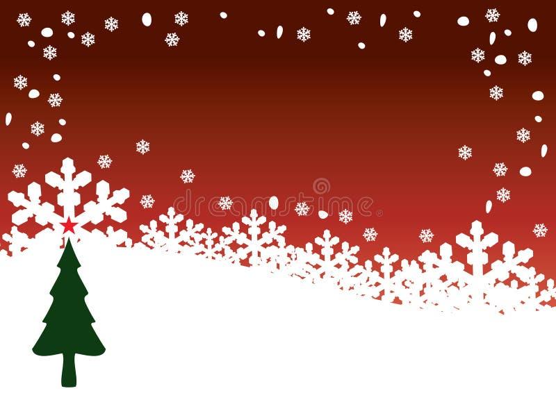 Noël de bacground illustration libre de droits