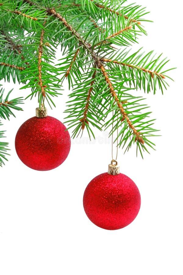 Noël de bille image libre de droits