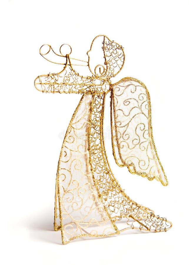 Noël de décoration d'ange photos libres de droits