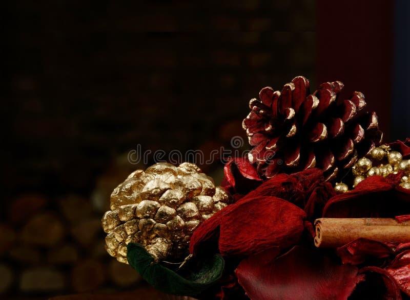 Noël de fête images stock
