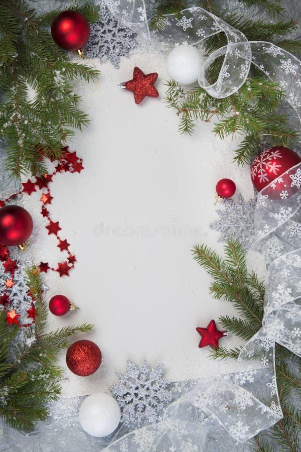 Noël de fond la verticale images libres de droits