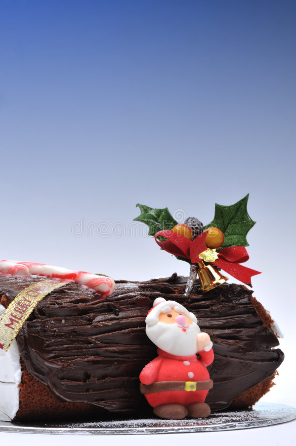 Noël de gâteau photos stock