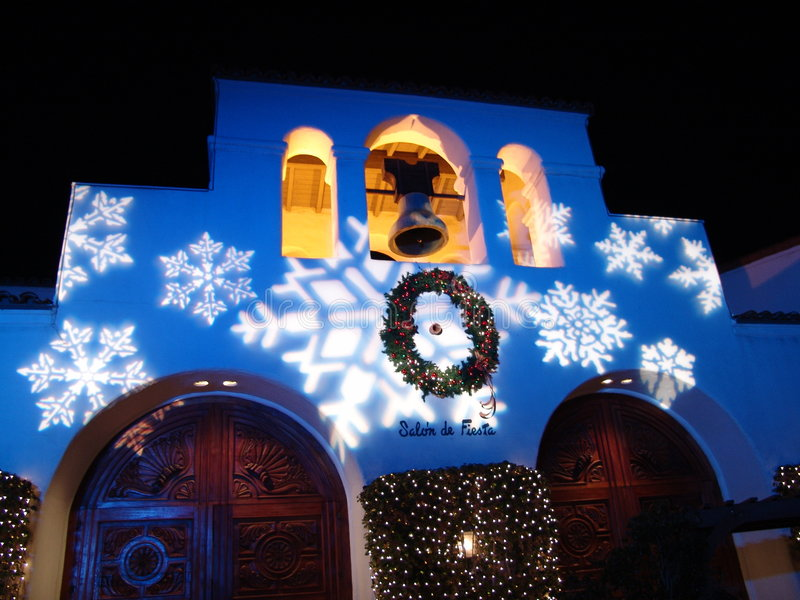 Noël de La Quinta photos stock