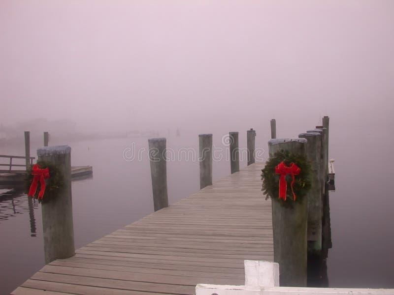 Noël de navigation photographie stock libre de droits