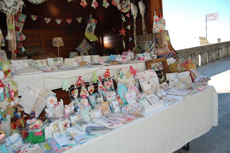 Noël en Italie, Saint-Marin photo stock