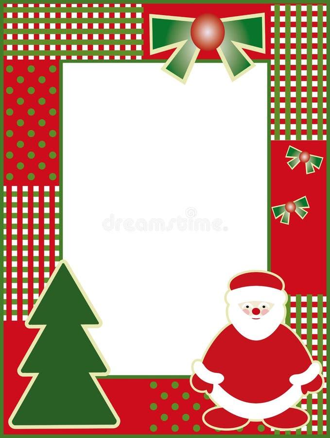 Noël et années neuves de trame de photo photo stock