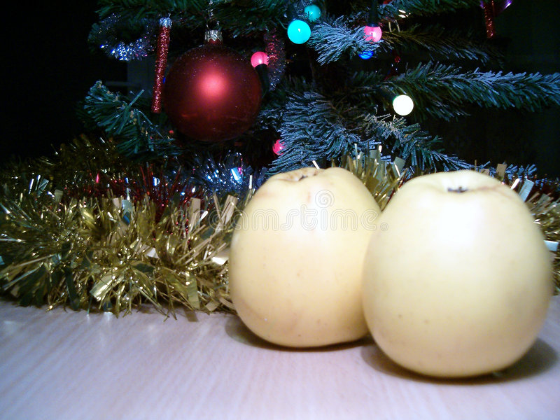 Noël frais image libre de droits