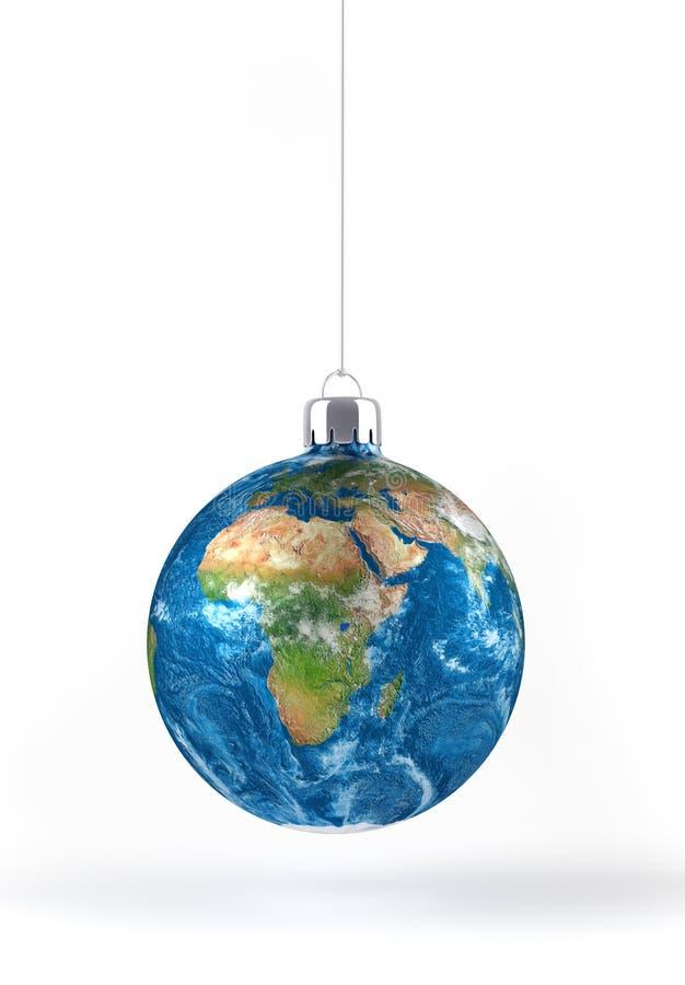 Noël global illustration de vecteur