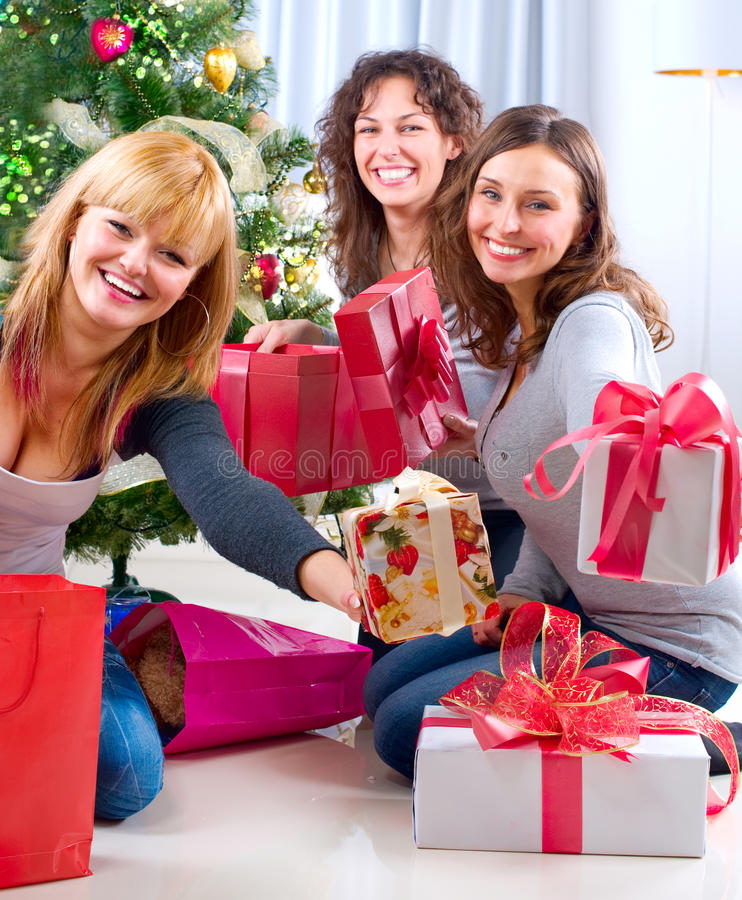 Noël Party.Celebrate photos stock