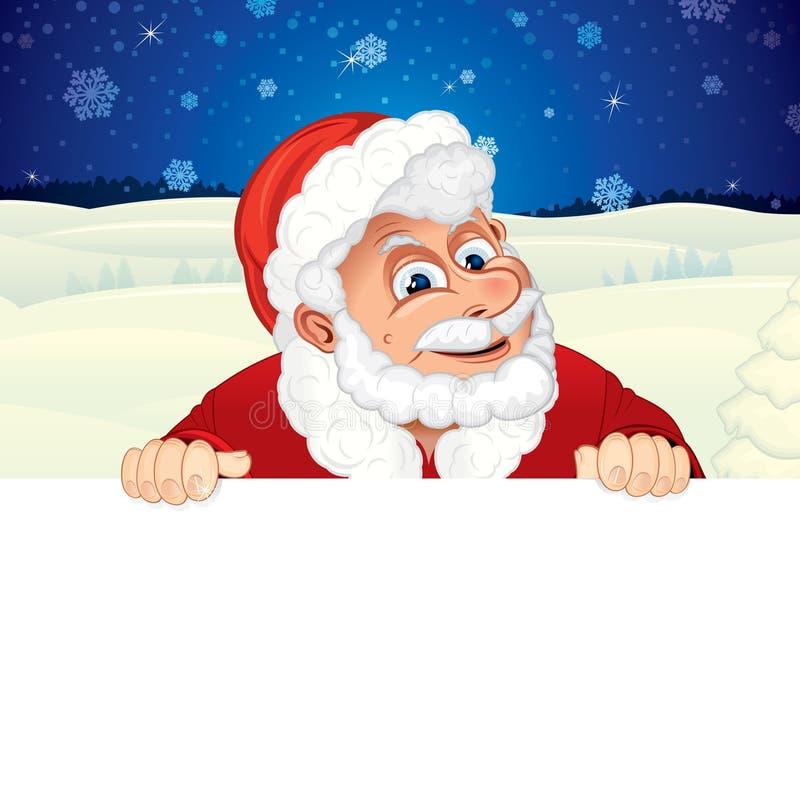 Noël Santa illustration stock