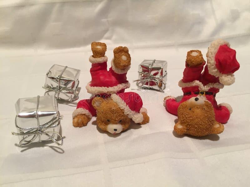 Noël soutient jouer images libres de droits