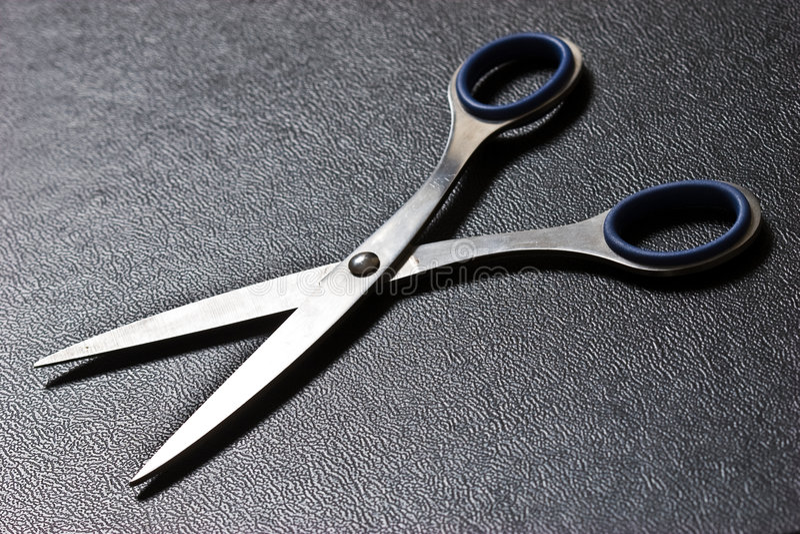 nożyczki fotografia royalty free