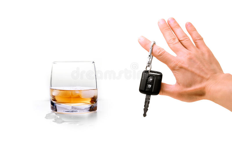 Download No Alcohol And Driving Stock Photo - Image: 19153010