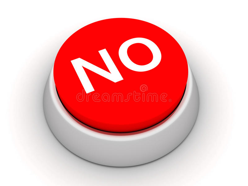 No button stock illustration