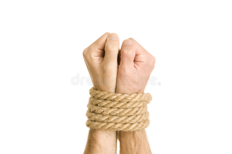 Download No chance stock photo. Image of hard, bound, connected - 6521068