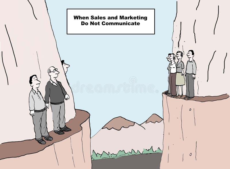 No Communication stock illustration