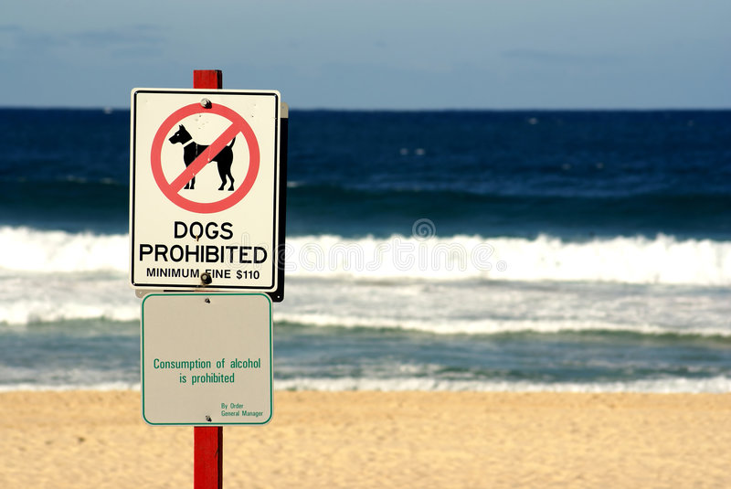 Download No Dogs Royalty Free Stock Images - Image: 6399569