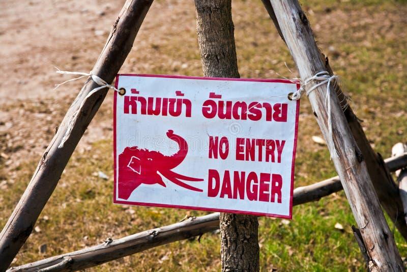 No firme ninguna entrada debido a elefante imagenes de archivo