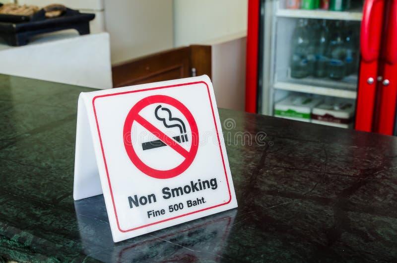 No fumando fotos de archivo libres de regalías