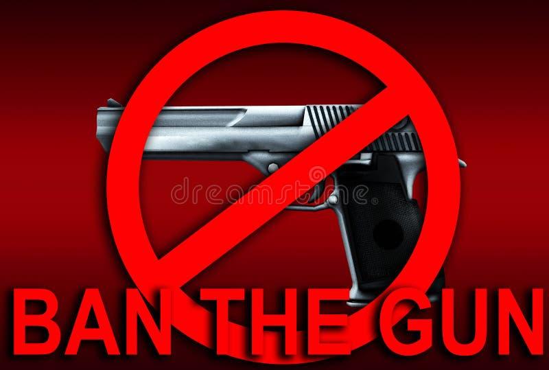 No Guns Stock Photography