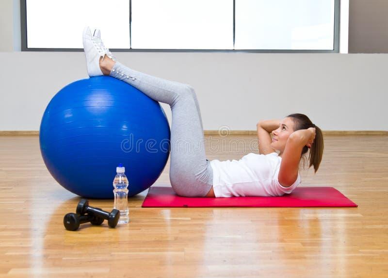 No gym imagens de stock royalty free