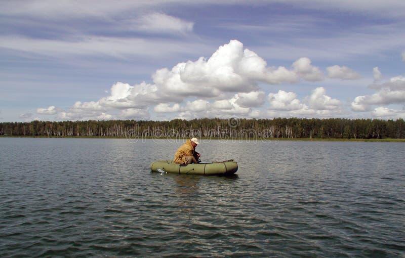 no lago imagens de stock royalty free