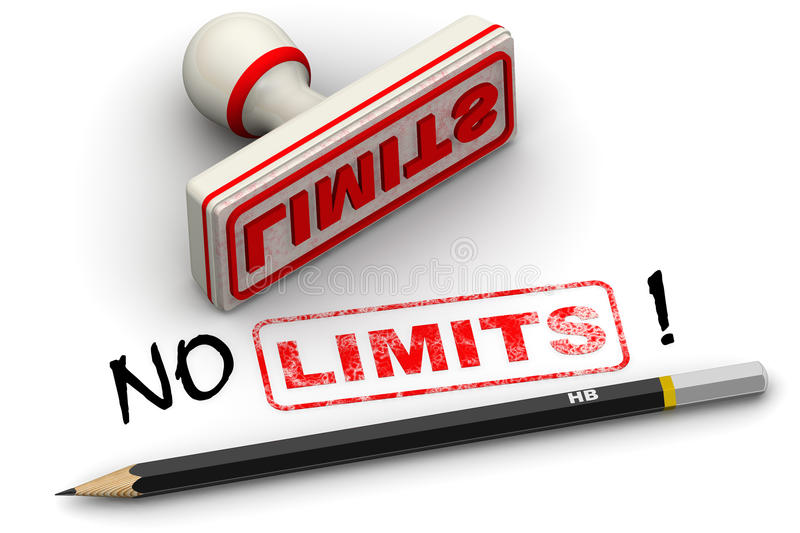 Download No Limits! Corrected Seal Impression Stock Illustration - Image: 83717517