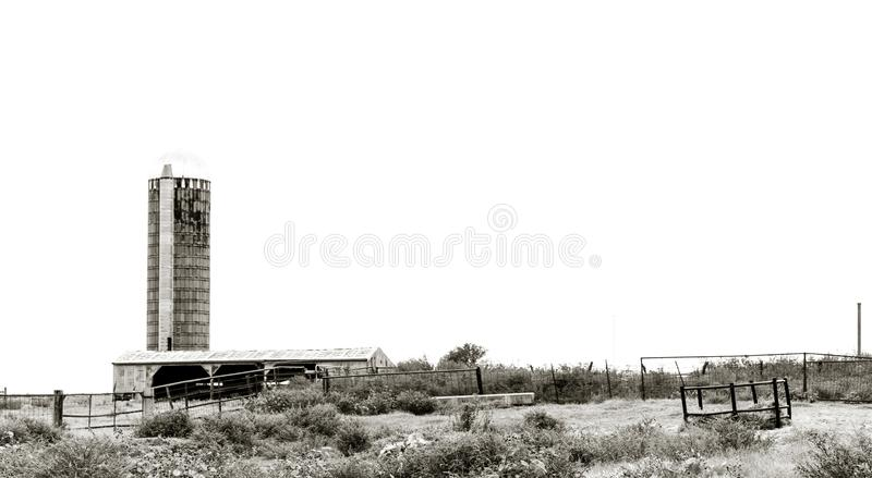 No Missiles in this Silo stock photo