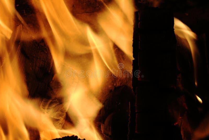 Завораживающий огонь. Огонь в камине. No, not something more stock images